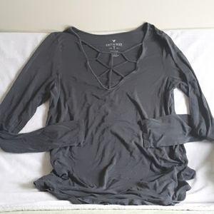 AEO EUC Long Sleeve Shirt